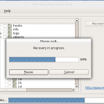 gnome - recovery